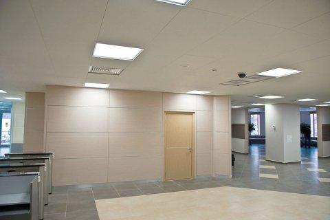 Светодиодное офисное освещение от компании «ЛидерЛайт»