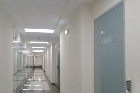 """LED освещение офисов в БЦ """"Слободской"""""""