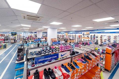 Офисные LED светильники ЛидерЛайт в магазине Спортмастер