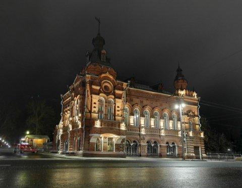 Здание бывшей городской думы г.Владимир