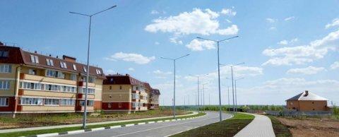 Уличное освещение Московская область г. Клин