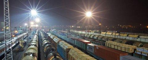 Освещение железных дорог