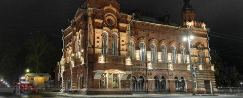 Освещение на объектах в г. Владимир