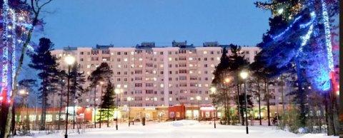 Проект по освещению сквера в 31 микрорайоне города Сургут